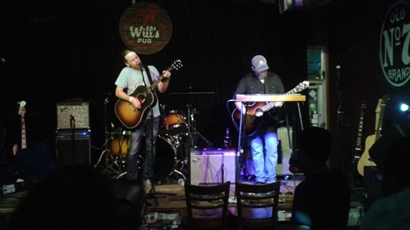 Wheeler Newman and Brian Chodorcoff at Country Covers 5 (Will's Pub)