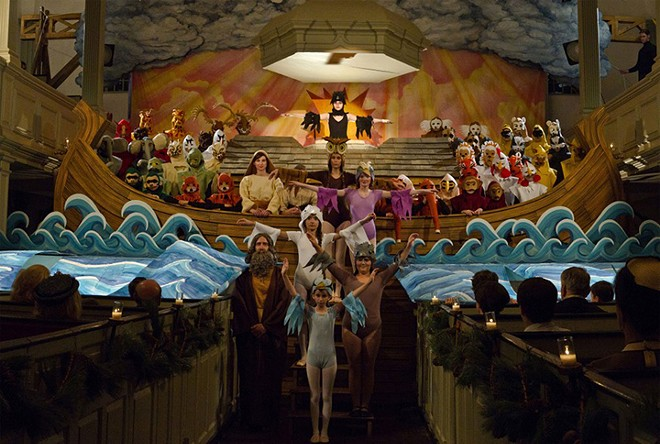 Noye's Fludde as performed in Moonrise Kingdom - COURTESY OF FOCUS FEATURES