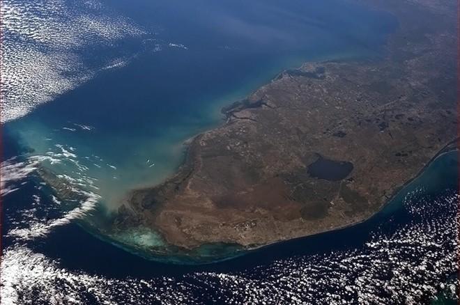 PHOTO BY NASA/CHRIS HADFIELD VIA WIKIMEDIA COMMONS