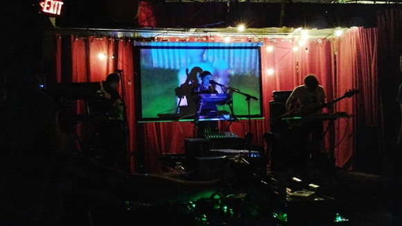 The Calliope Co. at Stardust Video & Coffee