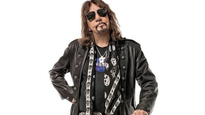PHOTO VIA ACE FREHLEY/FACEBOOK