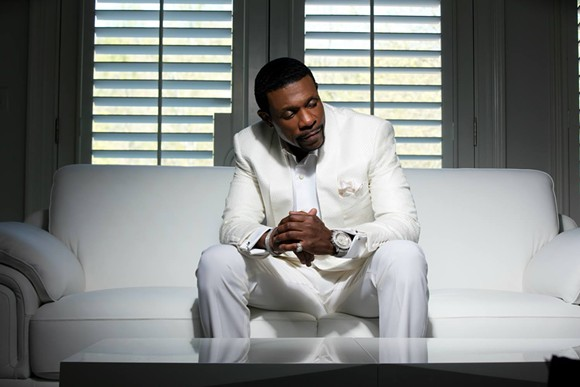 Keith Sweat - PHOTO VIA KEITH SWEAT/FACEBOOK