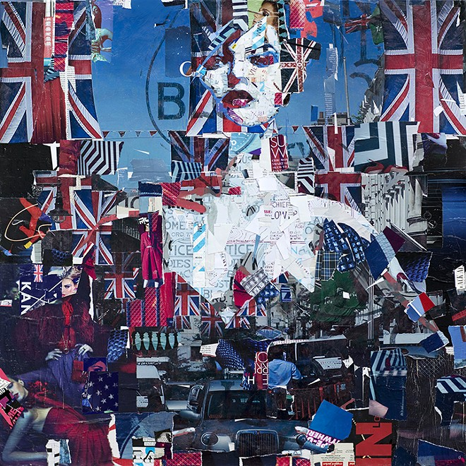 """Full Volume London"" - DEREK GORES"