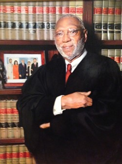 Justice James E.C. Perry retires from the Florida Supreme Court at the end of 2016 because of a mandatory retirement age. - OFFICIAL PORTRAIT OF PERRY VIA FLORIDA COURT HISTORY