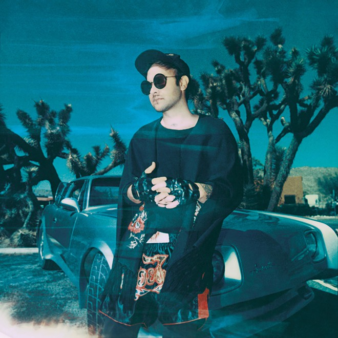 Unknown Mortal Orchestra - NEIL KRUG