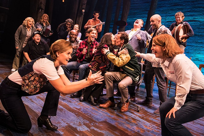 TOURING COMPANY OF BROADWAY'S 'COME FROM AWAY'