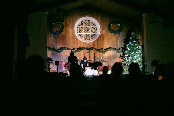 Temperament at Counterweight (Audubon Park Covenant Church) - LIV JONSE