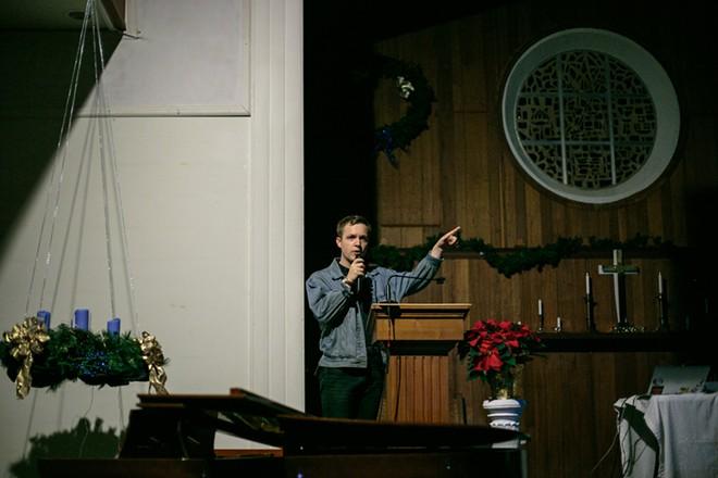 TMD's Alex Clements at Counterweight (Audubon Park Covenant Church) - LIV JONSE
