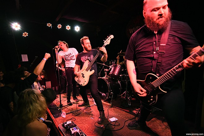 Knife Hits at Florida Is Loud Fest (Will's Pub) - JEN CRAY