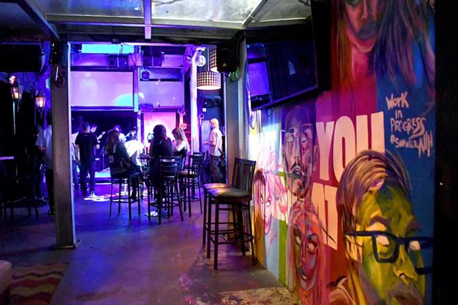 Stonewall Bar - PHOTO BY JEN CRAY