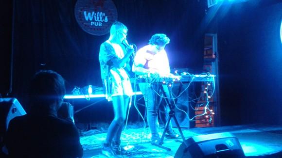 Shania Pain at Will's Pub