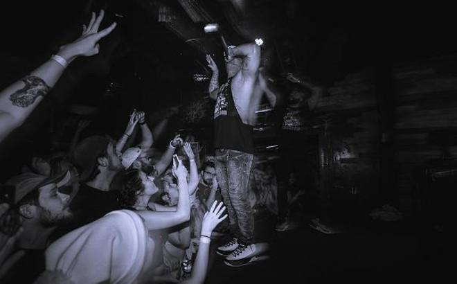 Riff Raff at Backbooth - CHRIS GAOR