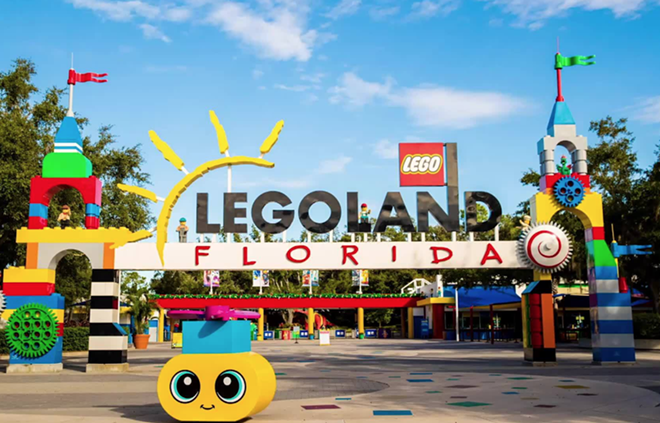 PHOTO VIA LEGOLAND FLORIDA/FACEBOOK