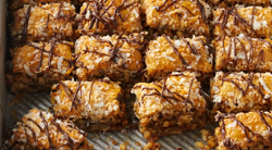 This is baklava made from Caramel DeLites. Recipe is available on the Girl Scout Cookie Finder app. - IMAGE COURTESY GIRL SCOUTS
