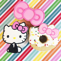 PHOTO VIA HELLO KITTY CAFE FACEBOOK