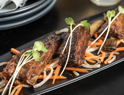 Lamb ribs - PHOTO COURTESY CHROMA
