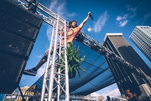 PHOTO BY ANTHONY MARTINO VIA GASPARILLA MUSIC FEST/FACEBOOK