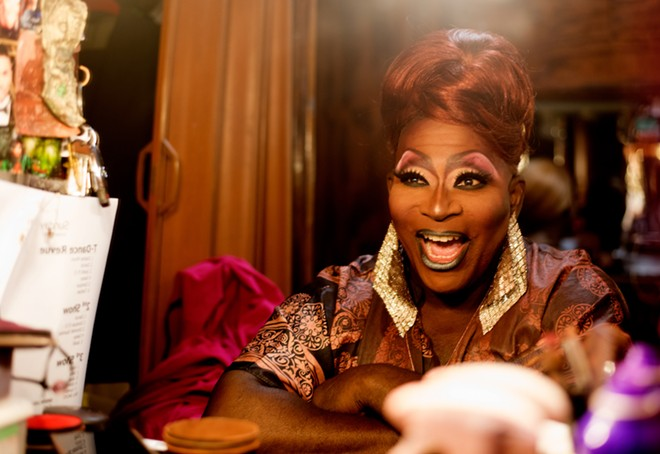 The iconic Darcel Stevens is just one of the special guests. - PHOTO BY MONIVETTE CORDEIRO