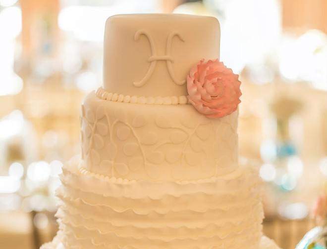 A sample of a cake from Cut the Cake bakery in Orlando - PHOTO VIA CUT THE CAKE BAKERY