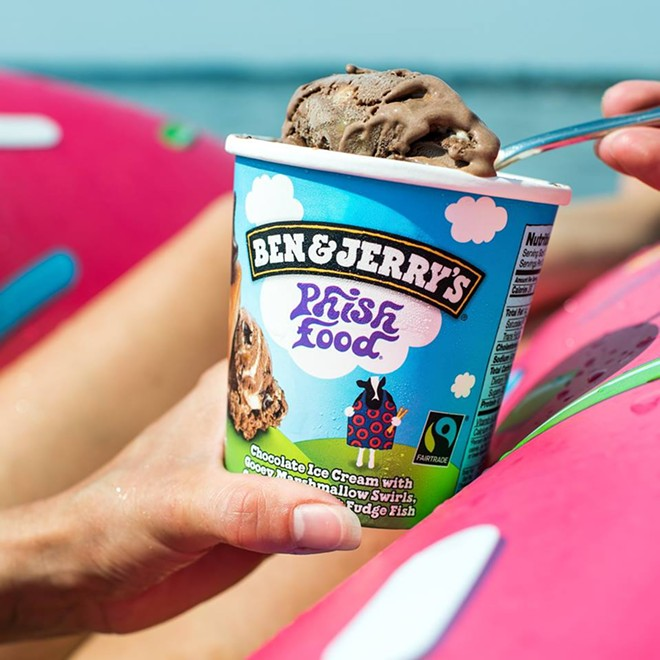 PHOTO VIA BEN AND JERRY'S ICE CREAM/FACEBOOK