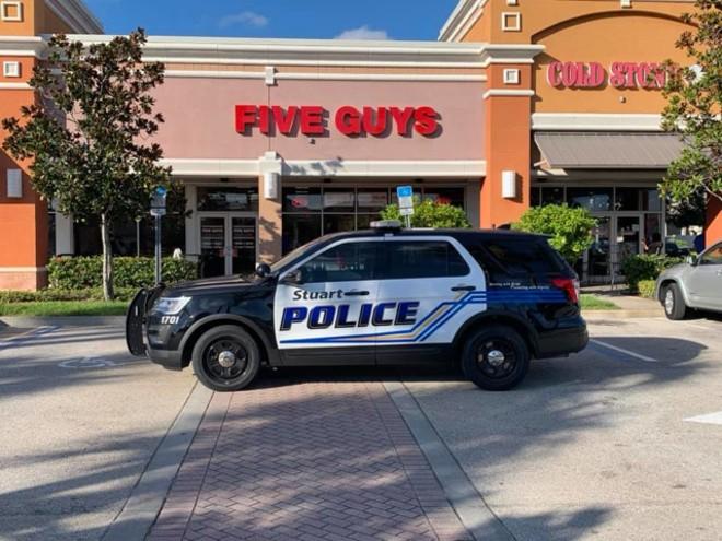 FOTO VIA STUART POLICE DEPARTMENT/FACEBOOK
