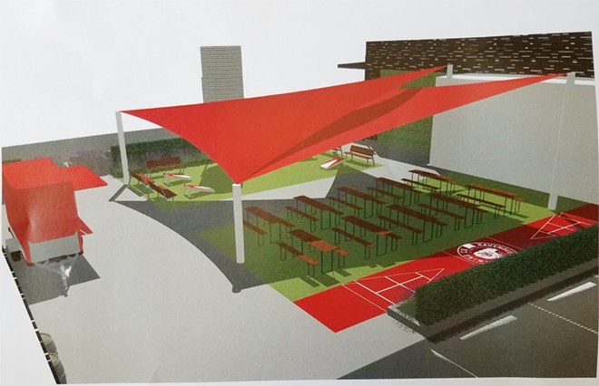 Beer garden opening early 2020 - TRP BREWING CO.