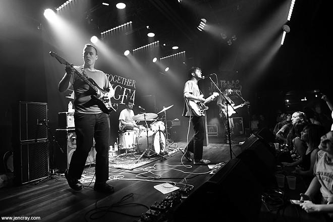 Together Pangea at Soundbar - JEN CRAY