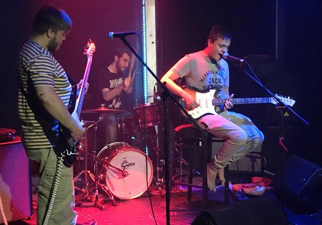 Rocko English at Stonewall Bar - PHOTO BY BAO LE-HUU