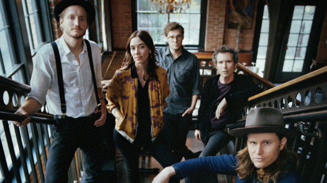 The Lumineers - PHOTO BY DANNY CLINCH
