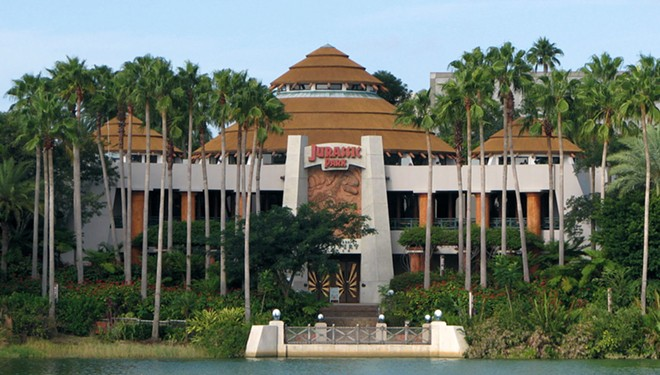 The Jurassic Park Discovery Center at Islands of Adventure - IMAGE VIA WIKIA
