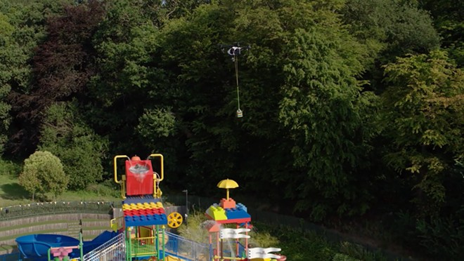 SCREENSHOT FROM LEGOLAND WINDSOR RESORT VIDEO / YOUTUBE