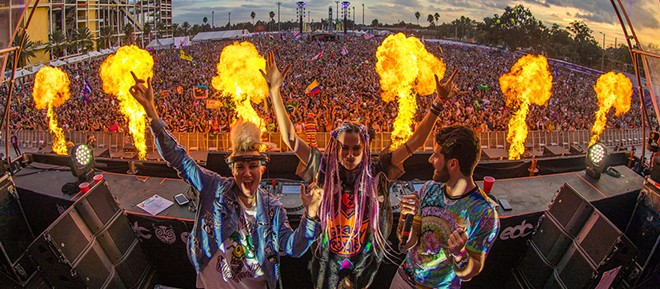 PHOTO VIA ELECTRIC DAISY CARNIVAL