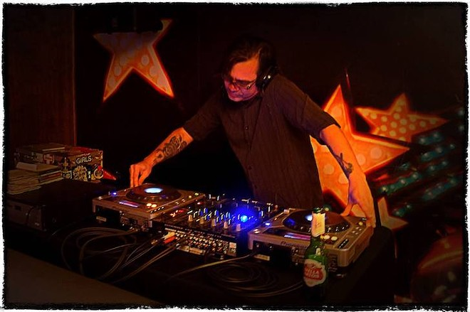 IMAGE VIA DJ SMILIN DAN/FACEBOOK