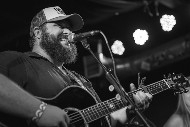 Jordan Foley & the Wheelhouse at Will's Pub - MIKE DUNN