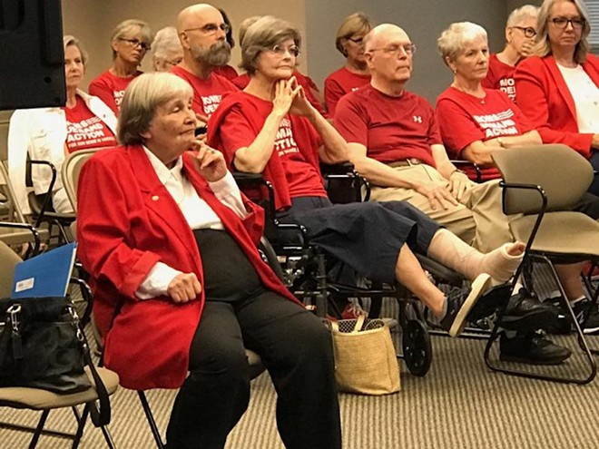 NRA Florida lobbyist Marion Hammer - PHOTO BY NSF