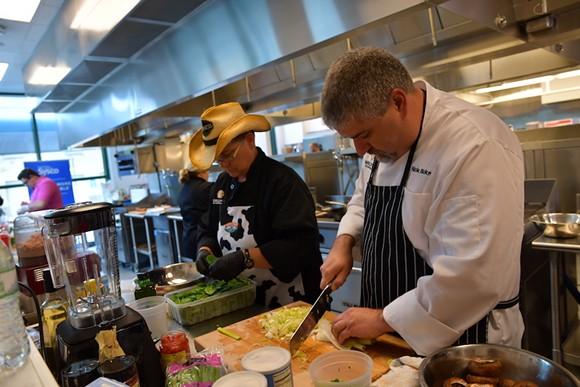 PHOTO VIA WORLD FOOD CHAMPIONSHIPS