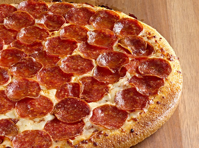 A pepperoni pizza awaits illegal delivery by a 17-year-old - PHOTO VIA ADOBE STOCK