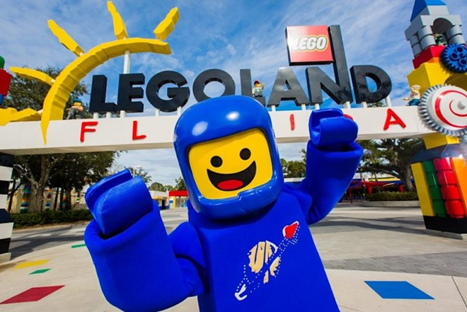 PHOTO VIA LEGOLAND