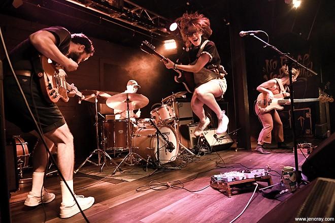 Future Teens at Soundbar - JEN CRAY