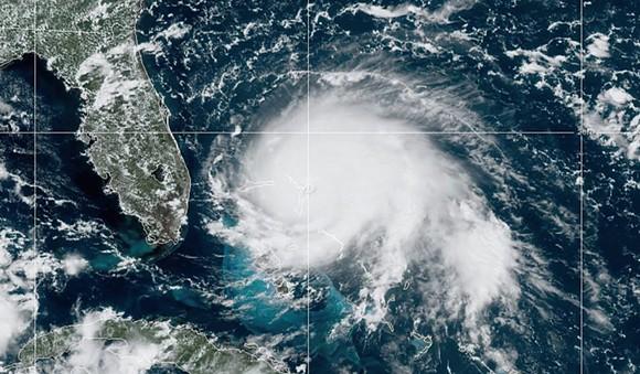 IMAGE VIA NOAA, SUNDAY, SEPT. 1
