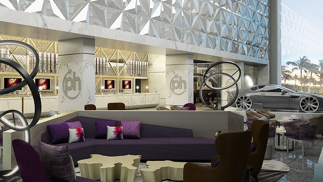 How Planet Hollywood is reinventing itself with luxury