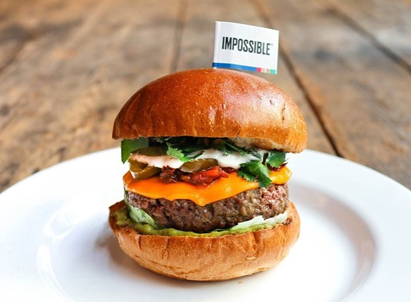 PHOTO VIA IMPOSSIBLE BURGER/FACEBOOK