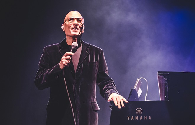 Mike Garson - PHOTO VIA A BOWIE CELEBRATION/ABOWIECELEBRATION.COM