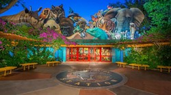 Rafiki's Planet Watch at Disney's Animal Kingdom - IMAGE VIA DISNEY