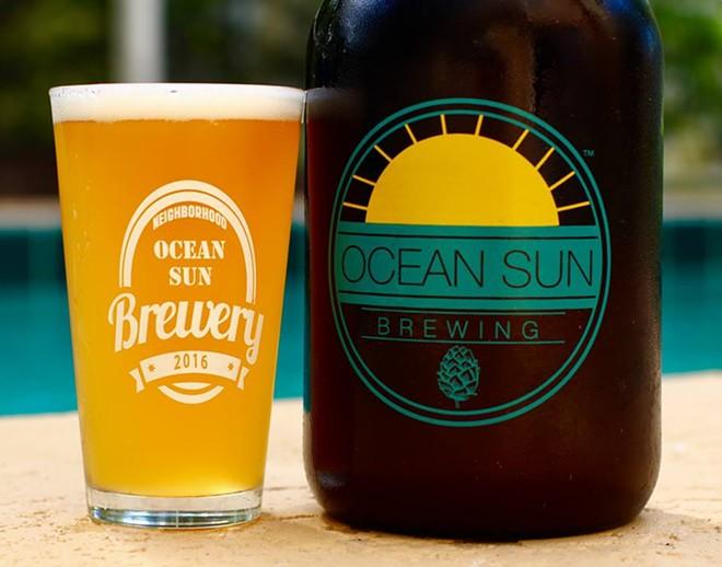 OCEAN SUN BREWING
