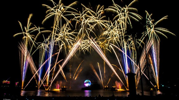 IllumiNations: Reflections of Earth at Epcot - PHOTO BY JOSHUA SUDOCK VIA DISNEY PARKS BLOG