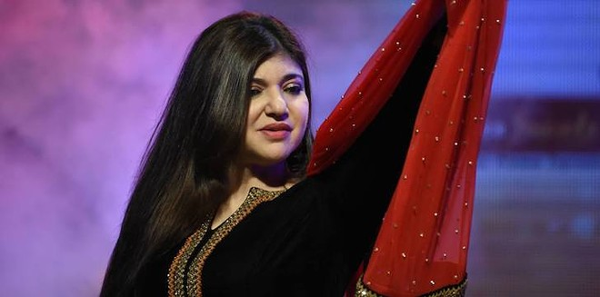 Alka Yagnik - PHOTO COURTESY ALKA YAGNIK/FACEBOOK