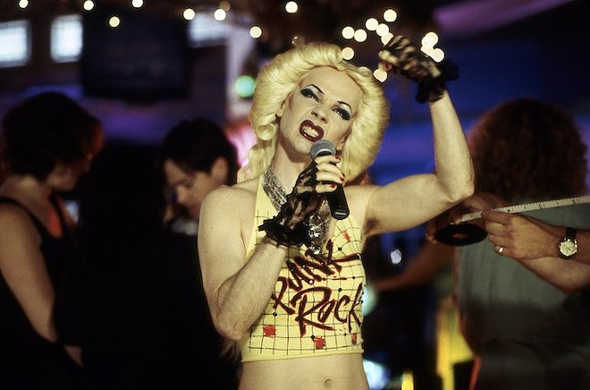 John Cameron Mitchell in Hedwig and the Angry Inch - IMAGE COURTESY NEW LINE CINEMA
