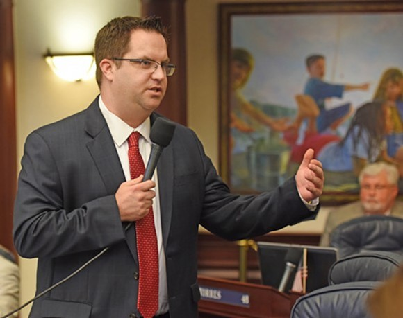 PHOTO OF REP. CHRIS LATVALA VIA FLORIDA HOUSE OF REPRESENTATIVES