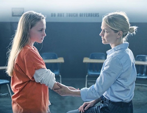 "MADISON WOLFE AND JENNIFER MORRISON STAR IN ""THE TATTOOED HEART"" / PHOTO COURTESY ORLANDO FILM FESTIVAL"